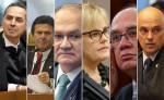 Quem indicou cada ministro ao STF?