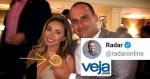 Jornalismo decadente da Veja fiscaliza até presentes de filho de Bolsonaro para a noiva