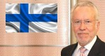 """Finlândia é o país mais feliz do mundo, diz ONU. Alexandre Garcia, esperançoso, avisa: """"Te cuida Finlândia!"""""""