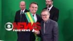 """Sem-vergonhice: Globo News coloca culpa na """"fonte"""" por fake news sobre Vélez Rodriguez (Veja o Vídeo)"""