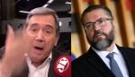 Marco Antonio Villa tem chilique ao rebater ministro Ernesto Araújo (veja o vídeo)