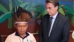 Índios denunciam a Bolsonaro exploração de ONGs (Veja o Vídeo)