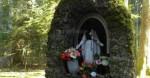 Estátua de Virgem Maria é decapitada na França