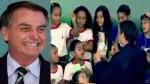 Desmascarando a MENTIRA de que uma criança se recusou em cumprimentar Bolsonaro (Veja o Vídeo)