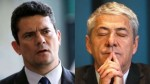 A extrema-imprensa aplaude as ofensas de um corrupto, mas Moro dá a melhor resposta