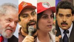 Lula, Boulos, Manuela no fundo invejam o autoritarismo de Maduro