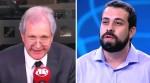 Augusto Nunes e Guilherme Boulos trocam insultos e o clima esquenta