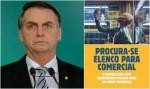 Após ataque a Bolsonaro #BoicoteBuguerKing é o assunto mais comentado (Veja o Vídeo)