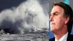 """Antes do """"tsunami"""" Bolsonaro faz importante manifestação e deixa o mistério no ar"""