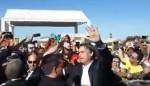 Nordeste desmente petistas e recebe com festa Jair Bolsonaro (Veja o Vídeo)