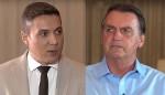 A irretocável entrevista de Bolsonaro após as manifestações pró-reformas (assista na íntegra)