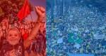 Direita pela primeira vez supera a esquerda no Brasil, diz pesquisa