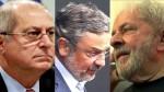 O inevitável reencontro de três criminosos