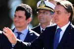 Bolsonaro dá resposta à bandidagem com atitude: Moro é condecorado