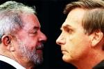 A torpe acusação de Lula e a imediata resposta de Jair Bolsonaro (Veja o Vídeo)