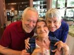 Alexandre Garcia comunica o falecimento de sua mãe aos 100 anos