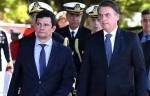 Bolsonaro e Moro decretam a morte da esquerda, da velha política e da corrupção (Veja o Vídeo)