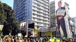 A apoteótica homenagem do povo brasileiro ao ministro Sérgio Moro (Veja o Vídeo)
