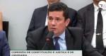Na CCJ Moro revela o verdadeiro motivo dos vazamentos criminosos (Veja o Vídeo)