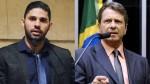 Deputado do PSOL, marido de Glenn, faz ameaça e é destruído por Bibo Nunes do PSL (Veja o Vídeo)
