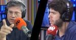 Caio Copolla faz defesa brilhante de Moro, Edgard não aguenta, espuma de raiva e parte para discussão (Veja o Vídeo)