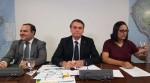 "A oportuna observação de Jair Bolsonaro sobre Glenn Greenwald, o ""Verdevaldo"" (Veja o Vídeo)"