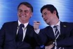 """De Bolsonaro para jornalistas: """"Se excesso de jornalismo desse cadeia, todos vocês estariam presos"""" (veja o vídeo)"""