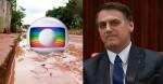 O jogo sujo da Globo e o real motivo de toda a artilharia da emissora se voltar para Bolsonaro