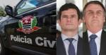 Policiais civis de SP cobram que Moro e Bolsonaro vetem lei de abuso de autoridade