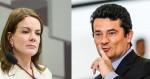 Gleisi perde mais uma e Cármen Lúcia arquiva pedido de investigação contra Moro no caso dos hackers