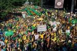 """Avenida Paulista treme com """"VETA TUDO"""" Bolsonaro (Veja o Vídeo)"""