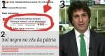 """Três fatos que demonstram que a Rede Globo é """"inconstitucional"""" (Veja o Vídeo)"""