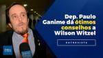 TV JCO - Deputado Paulo Ganime tem bons conselhos a dar ao governador do Rio, Wilson Witzel (Veja o vídeo)