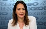 """Em patético ato falho, apresentadora da Globo News chama o presidente de """"BOZOnaro (Veja o Vídeo)"""