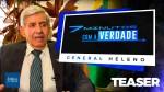 EXCLUSIVO: General Heleno abre o jogo e conta toda a verdade à TV Jornal da Cidade Online (Veja o Vídeo)