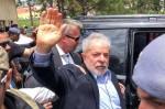 A eterna embriaguez de Lula: condenado, ofende o juiz e diz que está na cadeia porque resolveu ir preso (Veja o Vídeo)