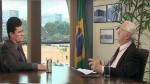 "Sérgio Moro: ""A Petrobras foi saqueada. Cumpri meu dever ao condenar Lula"" (Veja o Vídeo)"