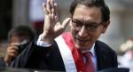 Dissolução do Congresso faz disparar a popularidade de presidente do Peru