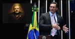 """Senador leva para o plenário nova faceta de Lula: """"Além de corrupto, é assassino"""" (Veja o Vídeo)"""