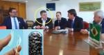 Russo, ganhador do Nobel de Física, fala para Bolsonaro sobre a combinação nióbio/grafeno (veja o vídeo)