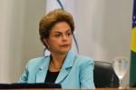 Com a costumeira cara de pau, Dilma reage indignada a pedido de prisão