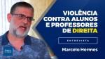 Extremistas de esquerda perseguem e até tentam matar professores (veja o vídeo)
