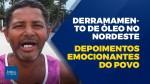 Nordeste manchado com o óleo do ditador Maduro! Quem vai pagar por isso? (veja o vídeo)