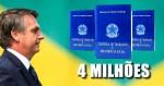 4 milhões de empregos nos próximos três anos com foco nos jovens - Trabalho Verde Amarelo (veja o vídeo)