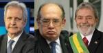 Augusto Nunes detona manobra de Gilmar e 'comparsas' para limpar ficha de Lula