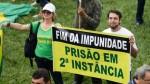 Decisão do STF será inócua caso não seja restaurada a prisão em segunda instância
