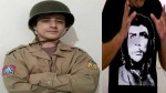 """Garoto vai à escola com roupa de """"pracinha"""" e causa histeria em professor cultuador de Che"""