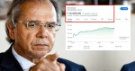 Novo recorde histórico: Índice Ibovespa ultrapassa os 110.000 pontos: Dólar caí