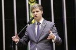 Marcel van Hattem afirma que oposição defende estatais pois lucros são destinados ao Fundão Partidário (veja o vídeo)