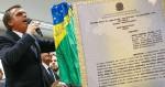 Aliança Pelo Brasil é registrado em cartório